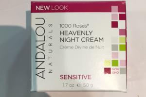 Sensitive Heavenly Night Cream