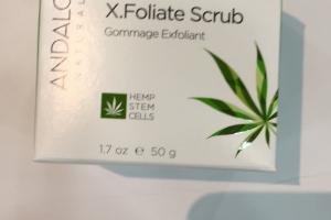 X.foliate Scrub