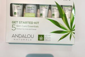 Botanical 5 Skin Care Essential Kit