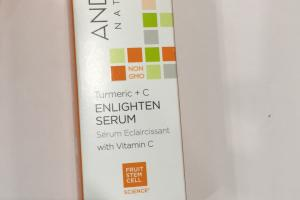 Turmeric + C Enlighten Serum, Brightening