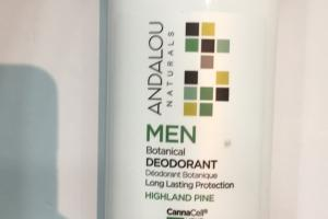 Men Botanical Deodorant