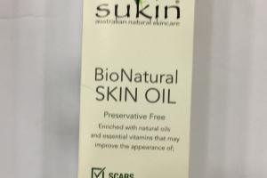 Bionatural Skin Oil