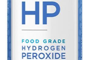 FOOD GRADE HYDROGEN PEROXIDE 3% USP SOLUTION