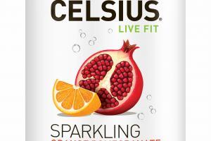 Sparkling Orange Pomegranate Dietary Supplement
