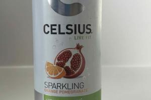 ORANGE POMEGRANATE SPARKLING DIETARY SUPPLEMENT