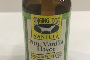 Pure Vanilla Flavor