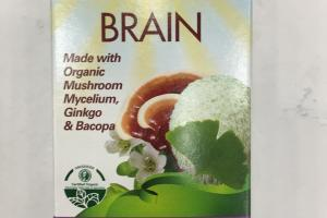 Brain Supports Mental Clarity Dietary Supplement
