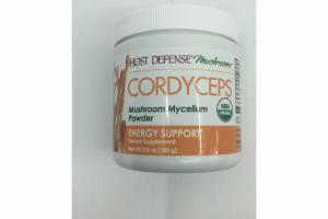 CORDYCEPS ENERGY SUPPORT MUSHROOM MYCELIUM POWDER DIETARY SUPPLEMENT