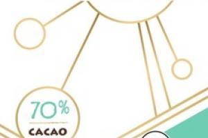 DARK MINT 70% CACAO PREMIUM PRIMORDIAL CHOCOLATE