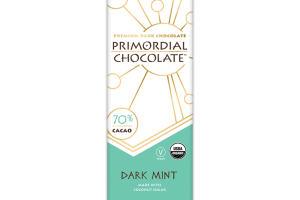 70% CACAO DARK MINT PREMIUM DARK CHOCOLATE
