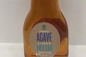 Organic Agave Light Nectar Sweetener