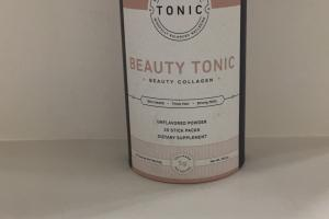 Beauty Tonic Dietary Supplement