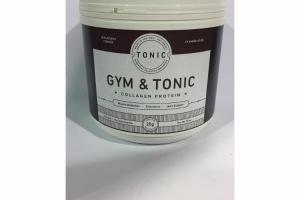 GYM & TONIC COLLAGE PROTEIN UNFLAVORED POWDER