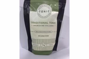 TRADITIONAL TONIC UNFLAVORED POWDER DIETARY SUPPLEMENT