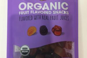 Assorted Fruit Flavored Snacks