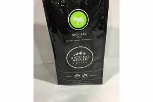 ORGANIC DARK WHOLE BEAN COFFEE