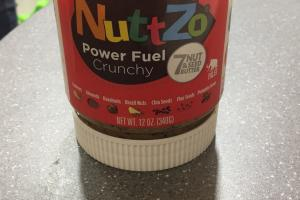 Power Fuel Crunchy Nut & Seed Butter