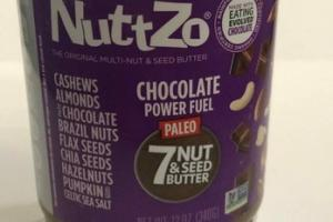 CHOCOLATE POWER FUEL 7 NUT & SEED BUTTER
