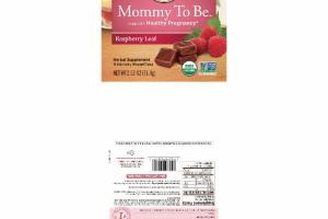 RASPBERRY LEAF HERBAL SUPPLEMENT CHEWS