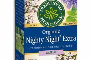 VALERIAN NIGHTY NIGHT EXTRA HERBAL SUPPLEMENT
