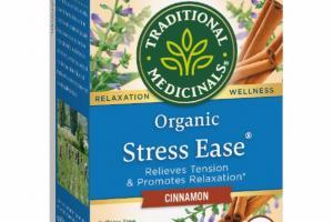 ORGANIC CINNAMON HERBAL SUPPLEMENT TEA BAGS