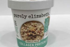 VANILLA PECAN COLLAGEN PROTEIN OATS