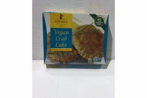 VEGAN CRAB CAKE