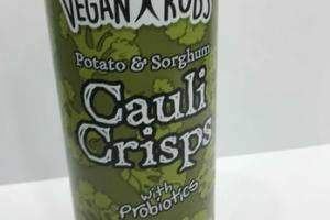 POTATO & SORGHUM CAULI CRISPS