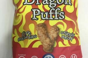 PROBIOTIC DRAGON PUFFS