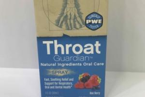BEE BERRY THROAT GUARDIAN SPRAY DAILY DIETARY SUPPLEMENT