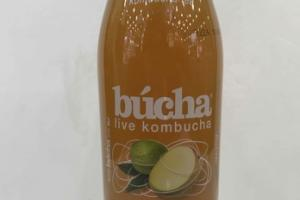 ORGANIC GUAVA MANGO SPARKLING LIVE KOMBUCHA TEA