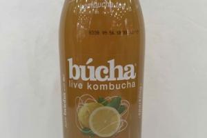 ORGANIC YUZU LEMON KOMBUCHA TEA
