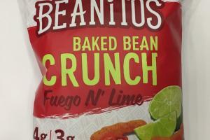 Baked Bean Crunch