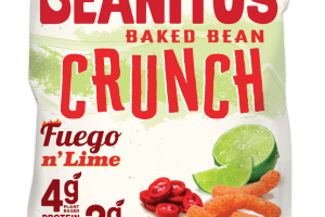 FUEGO N' LIME BAKED BEAN CRUNCH