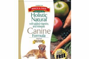 CANINE CHICKEN MEAL FORMULA DOG FOOD