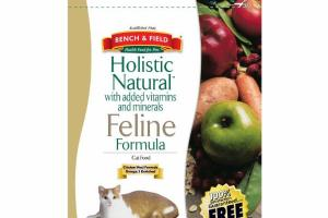 FELINE CHICKEN MEAL FORMULA CAT FOOD