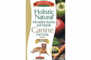 CHICKEN MEAL CANINE FORMULA DOG FOOD