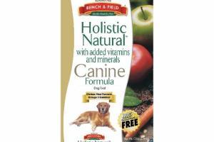 CHICKEN MEAL CANINE FORMULA DOG FOOD