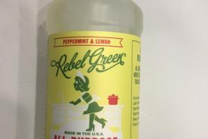 All Purpose Spray, Peppermint & Lemon