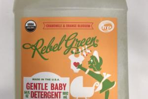 Gentle Baby Detergent, Chamomile & Orange Blossom