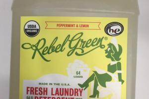 Fresh Laundry Detergent, Peppermint & Lemon