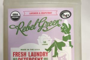 Fresh Laundry Detergent