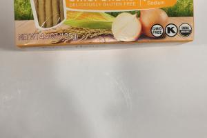 Organic Onion Crispbread