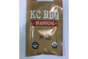 KC BBQ SEASONING