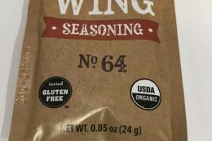 HOT WING SEASONING