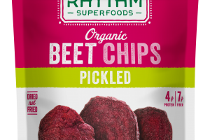 Organic Beet Chips