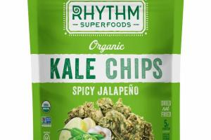 SPICY JALAPENO ORGANIC KALE CHIPS