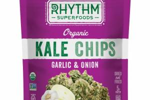 GARLIC & ONION ORGANIC KALE CHIPS