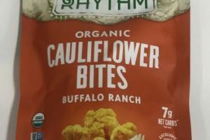 ORGANIC BUFFALO RANCH CAULIFLOWER BITES