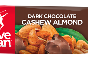 Paleo Dark Chocolate Cashew Almond